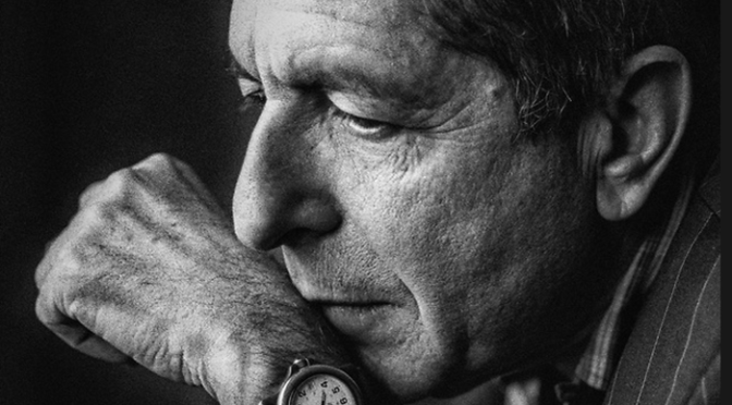 Leonard Cohen: Strančev bluz