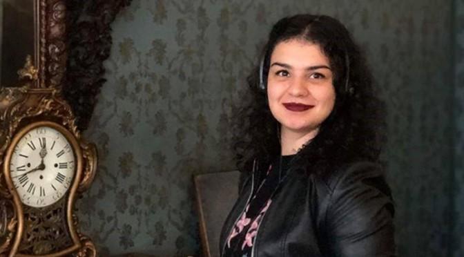 Sandra Cvitković: Vrijeme se kreće obrnuto od smjera kazaljke na satu