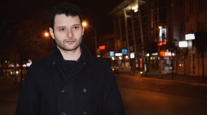 Aleksandar Petrović Babić: Skok u raskošnu sutrašnjicu