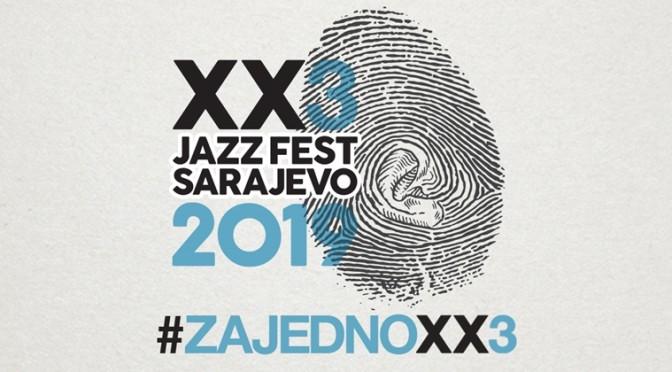 XX3 Jazz Fest Sarajevo 2019